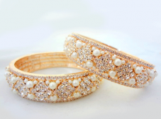 Magnificence of artificial jewelry
